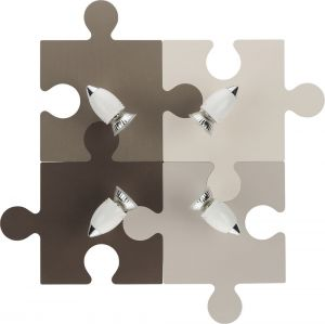 PUZZLE IV brown 6382